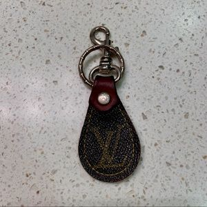 LOUIS VUITTON Keychain Vintage